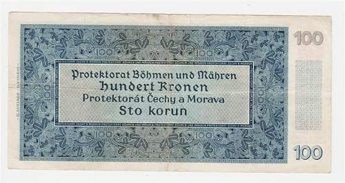 SHOW ME THE MONEY!!! Display your Third Reich related banknotes/money tokens.