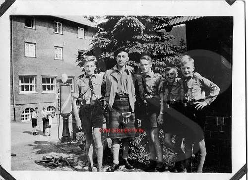 Scottish Hitler Youth lol?  Is this the former leader of the SNP Arthur Donaldson?