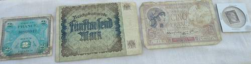 Misc Paper Money, Stamp Coin TR