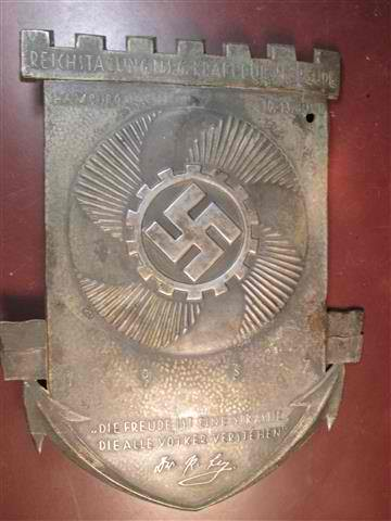 Does this Swastika variation belong to a certain Third Reich organization?