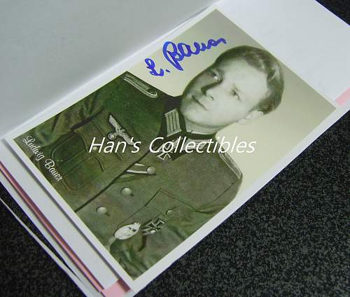 show your signed photos