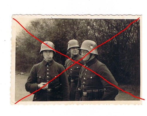 Are these guys wearing Third Reich uniforms?