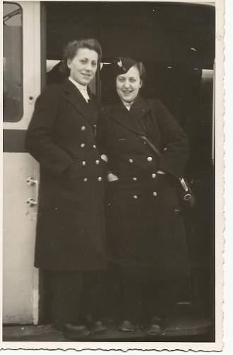 Female strassenbahn workers