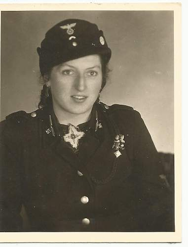 Photo Reichsbahn,uniform no no?
