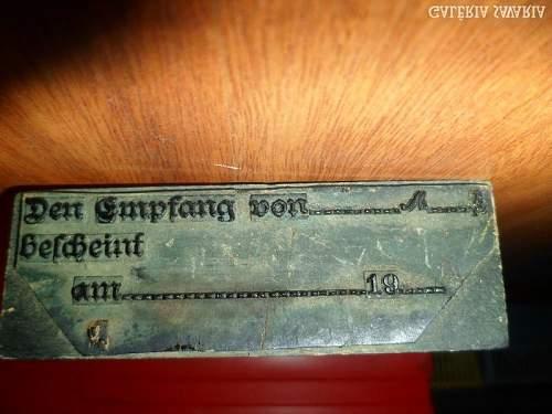 German stamps - original WW2 era?