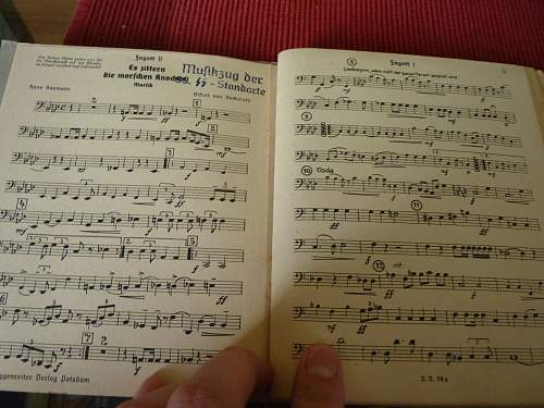 SS songbook