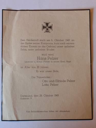 Click image for larger version.  Name:Hans Pelzer 28 Oktober 1943.jpg Views:54 Size:150.4 KB ID:716017