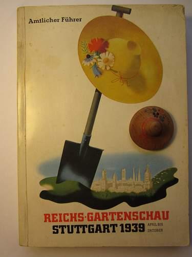reichsgartenschau stuttgart 1939