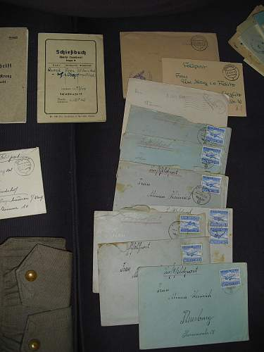 A bit of paper spanning both wars.