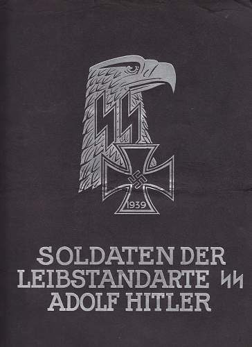 Soldaten der LSSAH period book cover