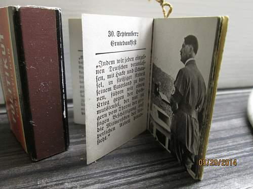 small book