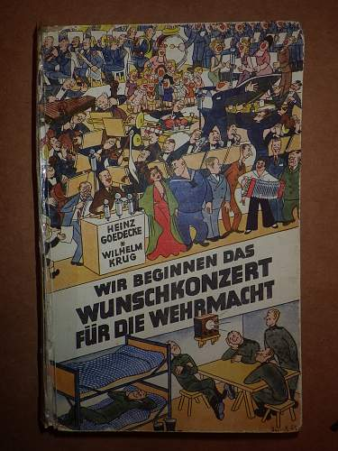Help translate and identify this WW 2 German military book?