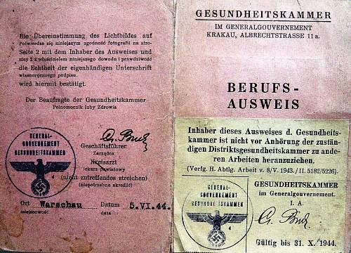 Click image for larger version.  Name:Health Dprt. Krakow 1944.jpg Views:117 Size:202.7 KB ID:75520