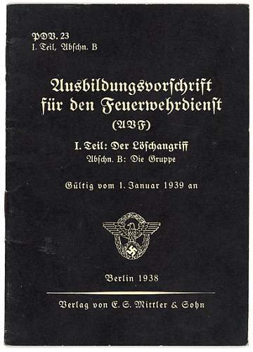 Help needed to identify german publication