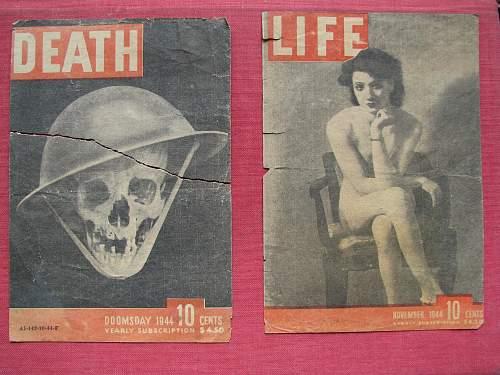 Beach Head-Deaths Head