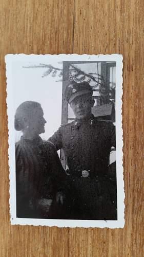 SS Feldpost