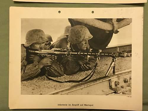 Soldaten Der Leibstandarte SS Adolf Hitler