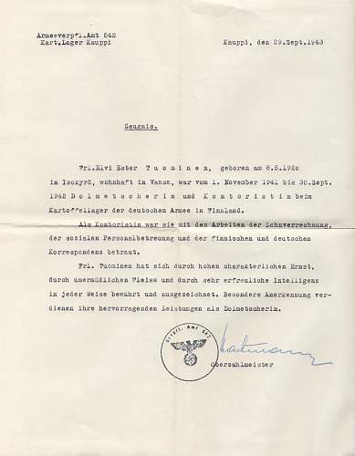 Help in translating a German document