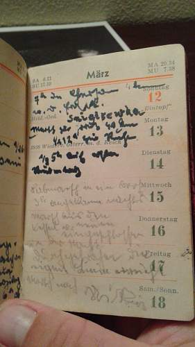 a war diary from the Ukraine