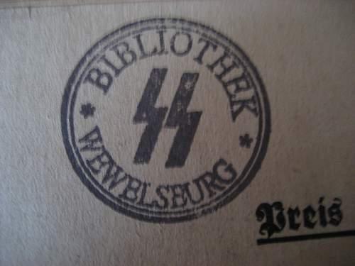 wewelsburg stamp