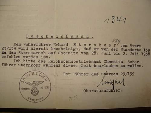 SA Sturm 23/139