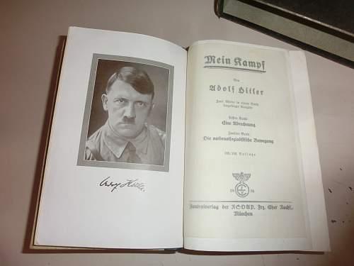 Mein Kampf by Adolf Hitler Essay Sample