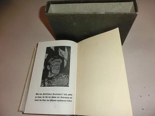Mein Kampf, Wedding edition 1936