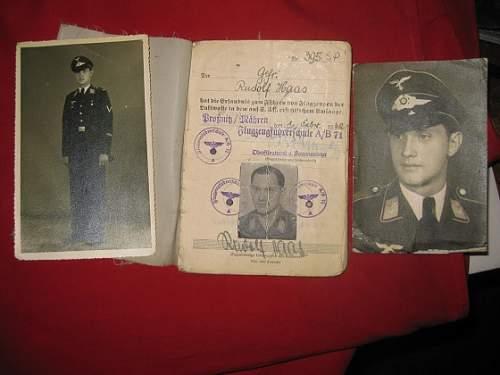 Luftwaffen Pilots License