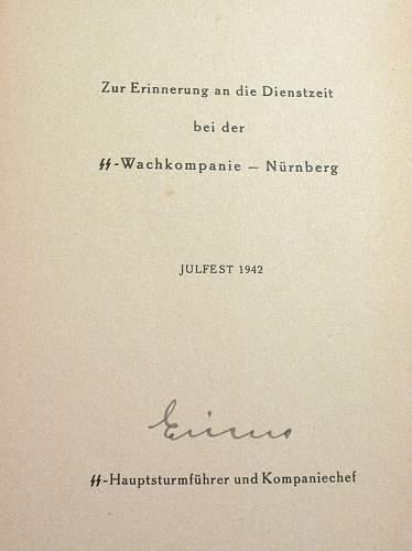 Ewige Infanterie SS Julfest Edition