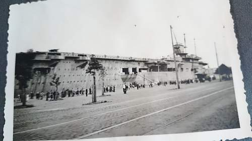 Is this the Graf Zeppelin????
