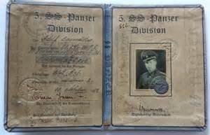 Waffen SS ID CARD..?
