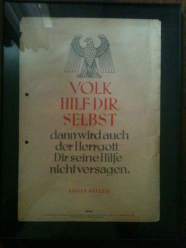 Can any help me with this NSDAP paper item?