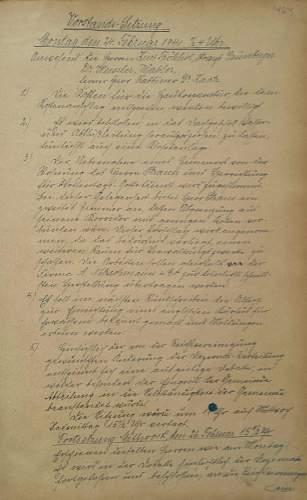 Old German handwriting....