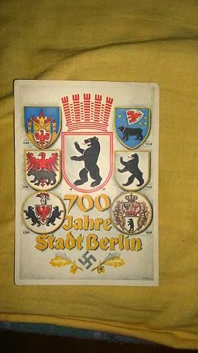 700 jahre stadt berlin swedish