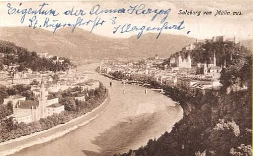 Click image for larger version.  Name:1920 08 Hitler Signed Postcard A.jpg Views:12 Size:56.2 KB ID:916609