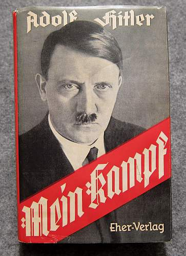 Mein Kampf - People's Edition 1942