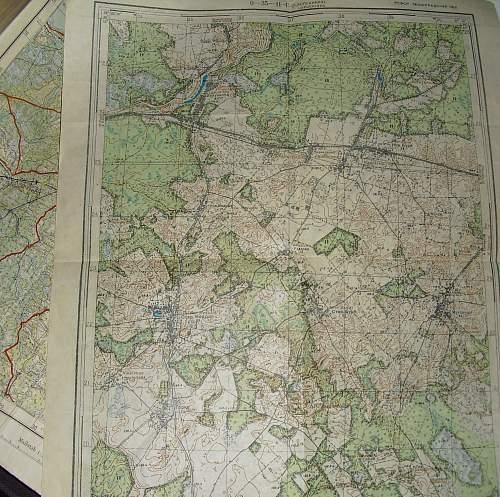 Mapping Leningrad,Narva,58 Inf Div