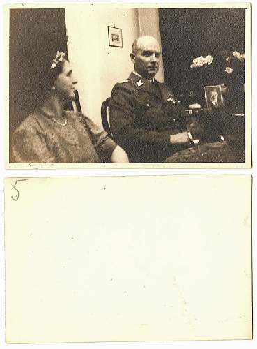 Authenticate and ID Photos