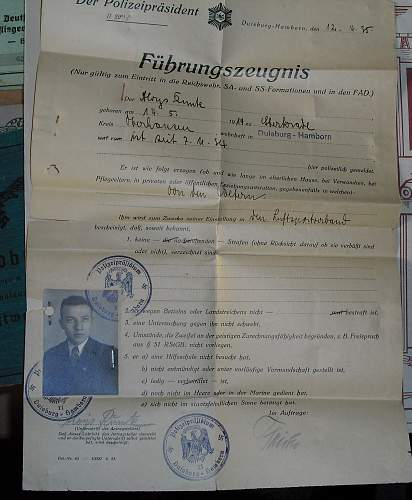 NSV leaders ID book?
