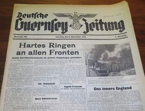 Deutsche Guernsey Zeitung
