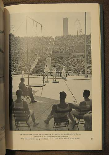 Book on the 1936 Olympics