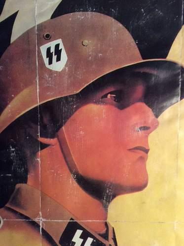 Waffen SS Recruitment Poster