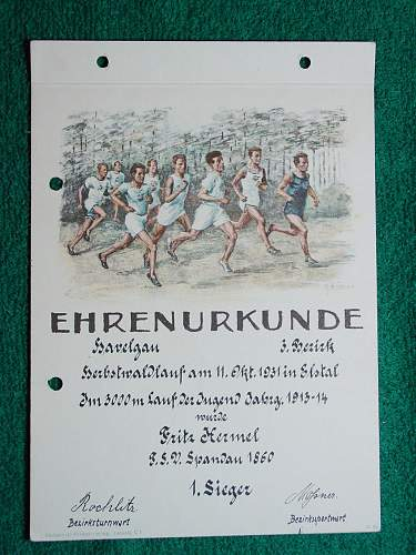 Deutsche Turnerschaft Items