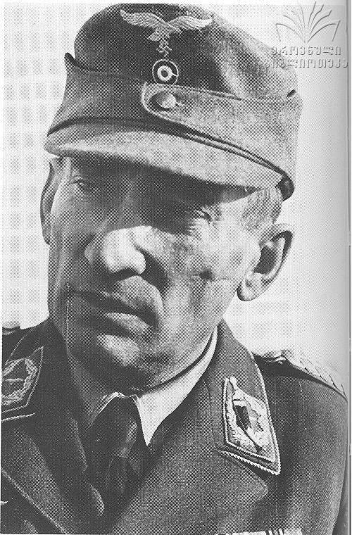 luftwaffe major baumhauer sonderverband bergmann