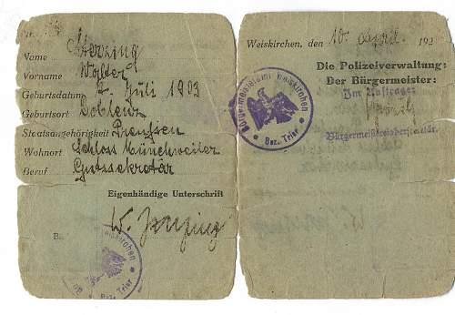 locating unit during 1942-1944