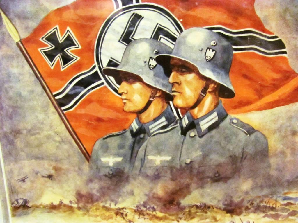 Wehrmacht Soldier S 1939 Unit Award Document