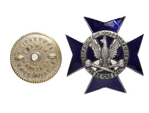 Click image for larger version.  Name:Sztabu Generalnego 1918-1921.jpg Views:22 Size:129.9 KB ID:1002212
