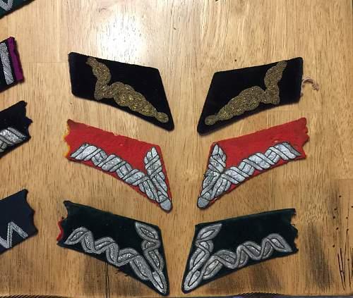 Polish Collar Insignia