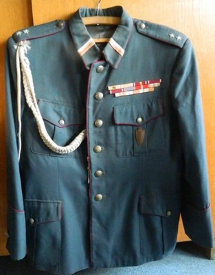 Wielkopolska 2nd Lieutenant's Tunic, 100% original  Prewar ?