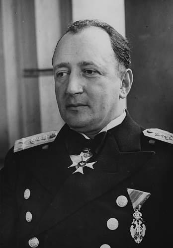 Click image for larger version.  Name:July 1939 Yugoslavian Lt Commander Jerko Kacic OOP Commanders Cross (2).jpg Views:17 Size:211.3 KB ID:1020082